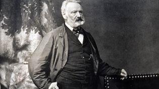 Victor Hugopar Bertall (alias Albert d'Arnoux) en 1867 (PHILIPPE MATSAS / OPALE / AFP)