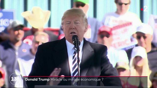 Donald Trump : miracle ou mirage économique ?