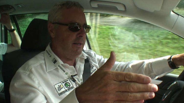 L'Irlandais Stephen Roche, vainqueur du Tour en 2007