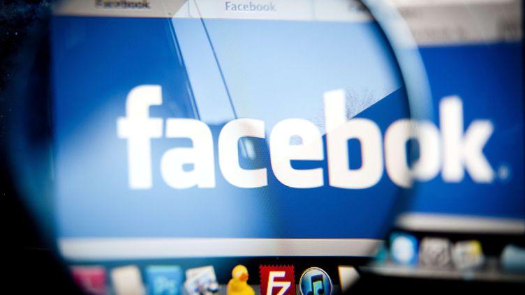 Facebook, le site communautaire aux plus de 900 millions d'utilisateurs, a reçu le 1er mai 2012 le prix du public pour l'utilisation d'internet au service du développement social ou politique. (TIMUR EMEK / AP / SIPA )