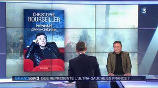 Christophe Bourseiller et son livre Mémoires d'un inclassable (France 3)