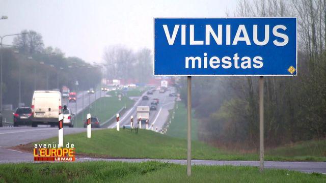 Avenue de l'Europe. La Lituanie vise le podium