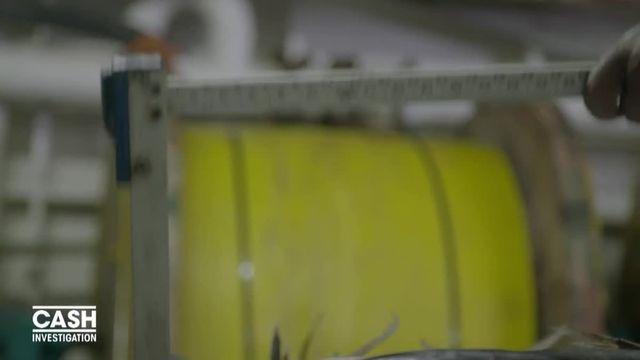 """VIDEO. """"Cash Investigation"""" montre que de très jeunes thons se retrouvent dans les boîtes de conserve"""