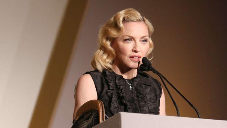 Madonna (2014)  (Sipany/Sipa)
