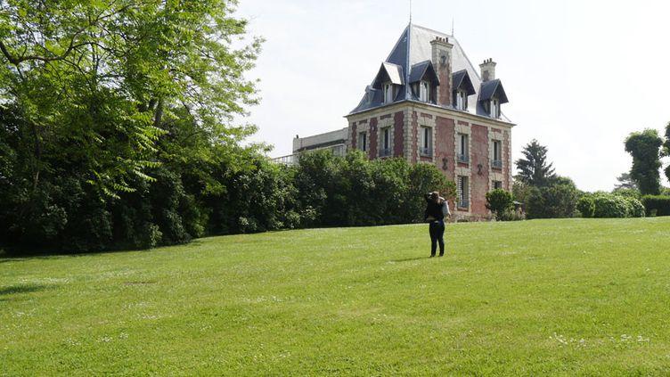 La villa des Brillants, la maison d'Auguste Rodin à Meudon (Hauts-de-Seine)  (photo Valérie Oddos / Culturebox / France Télévisions)
