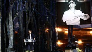 Hommage à Michel Legrand au théâtre Marigny  (Cyril MOREAU / AFP / BESTIMAGE)