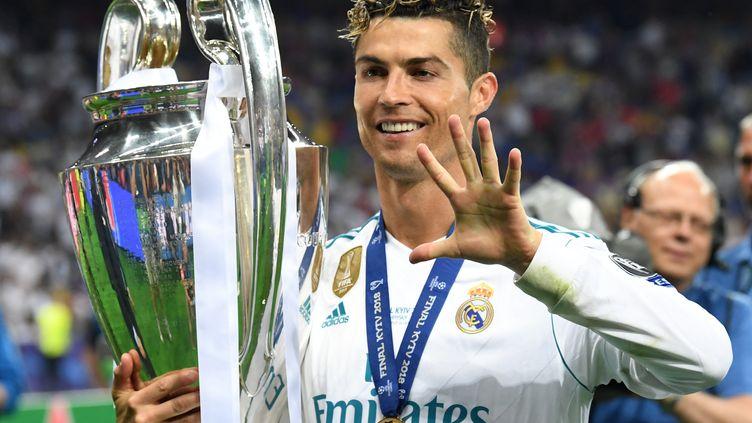 Cristiano Ronaldo (INA FASSBENDER / DPA)