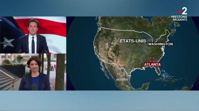 Election présidentielle américaine : la Georgie retient son souffle