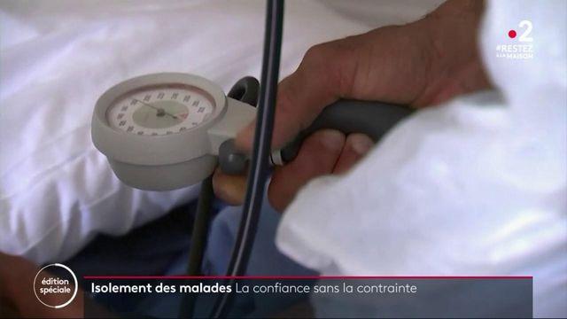 Coronavirus : comment isoler les personnes malades après le confinement ?
