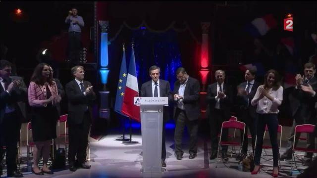François Fillon : le candidat à droite veut faire 100 milliards d'euros d'économie en cinq ans