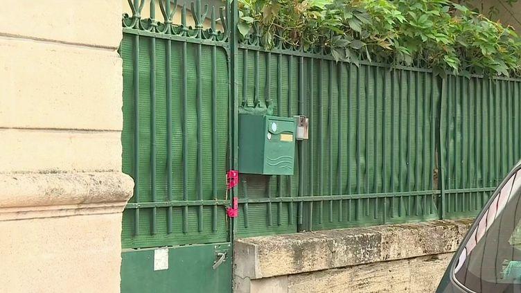 Sandra P. a été tuée de plusieurscoups de couteau à son domicile. (CAPTURE D'ÉCRAN FRANCE 3)