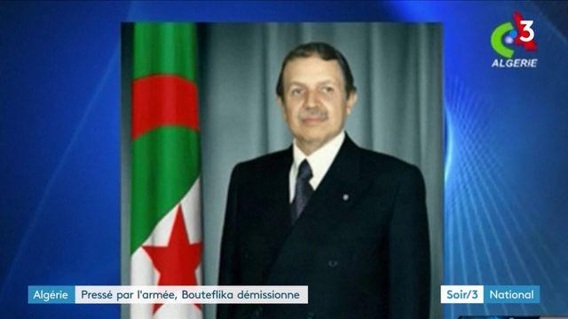 Algérie : Abdelaziz Bouteflika quitte le pouvoir