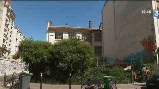 Les chaleurs et le béton font rarement bon ménage, et c'est pourtant le quotidien de milliers de Parisiens l'été. Reportage dans un petit coin de verdureoù l'on cultive plus d'un jardin. (France 3)
