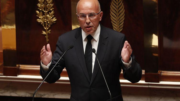 Eric Ciotti, député Les Républicains (FRANCOIS GUILLOT / AFP)