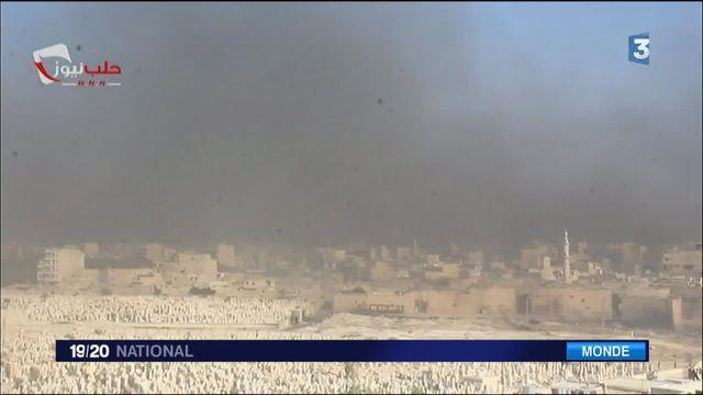 Syrie : bataille décisive à Alep