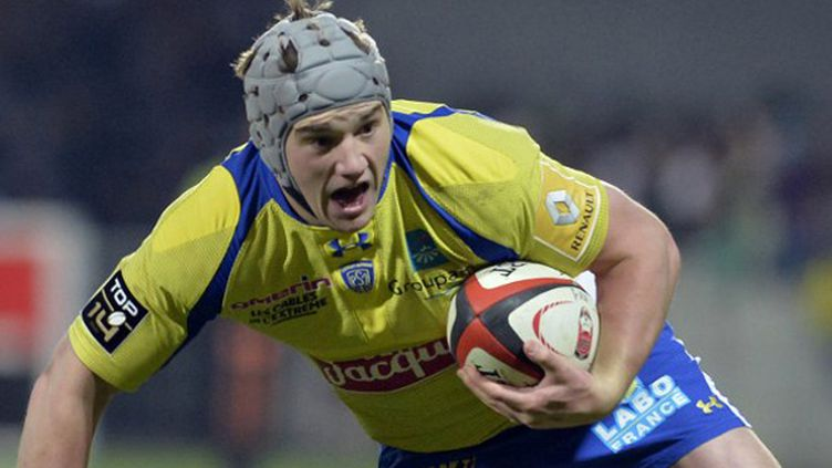 Jonathan Davies (Clermont) (PHILIPPE MERLE / AFP)