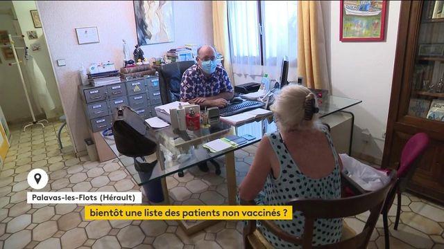 Covid-19 : bientôt une liste des patients vaccinés ?