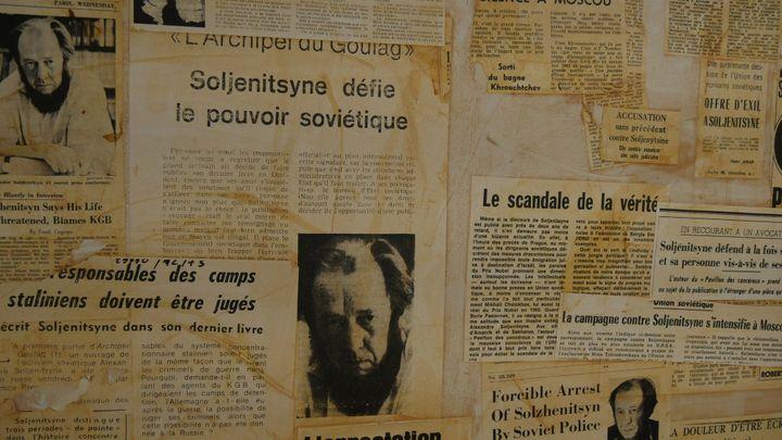 """""""'L'Archipel du Goulag"""", un séisme littéraire'""""  (Laurence Houot / Culturebox)"""