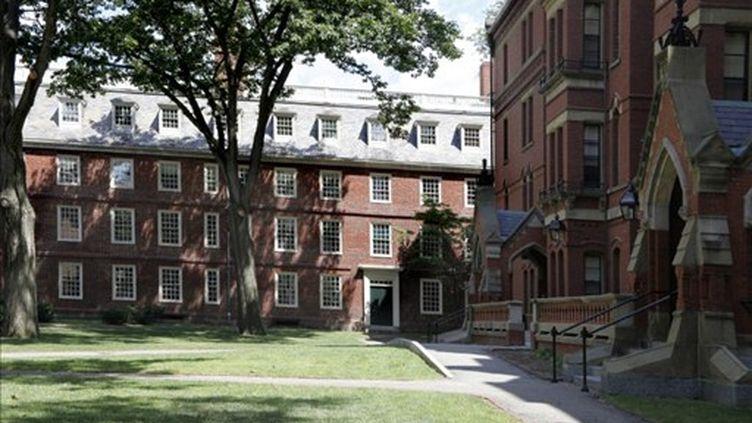 L'université américaine de Harvard, à Cambridge, dans l'Etat du Massachusetts (16/12/2010) (AFP / Marcel Jolibois)