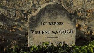 Si l'on veut partir sur les traces de Vincent Van Gogh, il faut se rendre à Auvers-sur-Oise (Val-d'Oise). (CAPTURE D'ÉCRAN FRANCE 3)