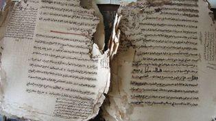 Des manuscrits précieux mais menacés  (DR)