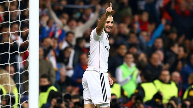 Karim Benzema (Real Madrid) (MANUEL BLONDEAU / AOP PRESS)
