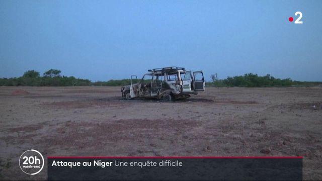 Attaque au Niger : une enquête difficile