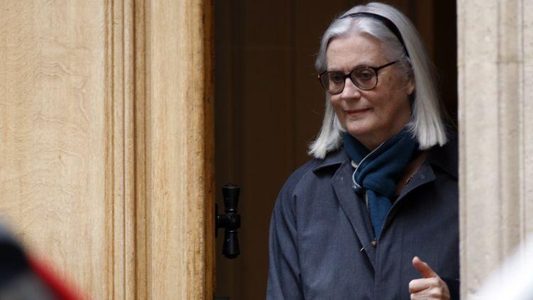 Penelope Fillon, le 27 février 2020 à Paris. (MEHDI TAAMALLAH / NURPHOTO / AFP)