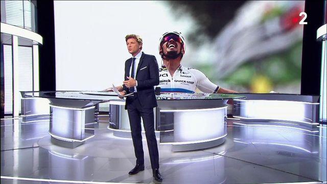 Tour de France : le maillot jaune pour Alaphilippe et des frayeurs