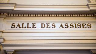 La cour d'assises du Pas-de-Calais, à Saint-Omer, le 20 juin 2016. (PHILIPPE HUGUEN / AFP)