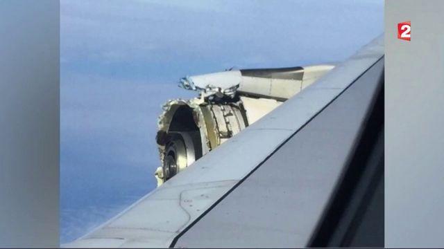 Air France : un A380 atterri d'urgence après un problème de moteur
