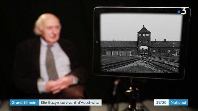 Grand témoin : Élie Buzyn, survivant d'Auschwitz