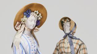 L'élégance sous le Second Empire à travers des costumes issus de la collection Vassiliev. (Fondation Vassiliev)