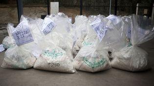 Cocaine. (ERNESTO BENAVIDES / AFP)
