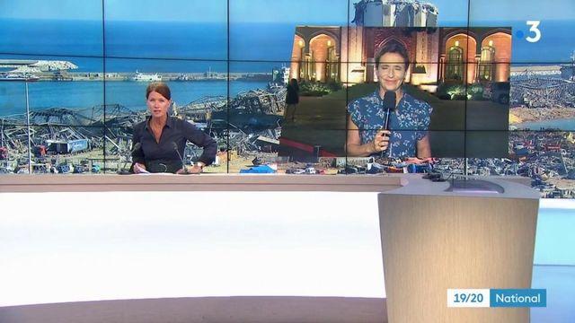 Liban : Emmanuel Macron apporte une nouvelle fois son soutien