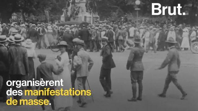Ce mardi 5 février, des élues démocrates américaines ont rendu hommage aux suffragettes en s'habillant de blanc pour le discours sur l'état de l'Union de Donald Trump.