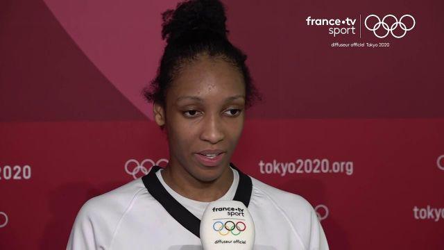 Althéa Laurin voulait l'or olympique, mais la Française de 19 ans se satisfait du bronze en taekwondo (+67kg). De bon augure avant les Jeux olympiques de Paris en 2024 !
