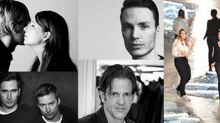 Les 5 nouveaux monbres invités en haute couture sont Proenza Schouler, Rodarte, Azzaro, A.F. Vandevorst et Ronald van der Kemp.