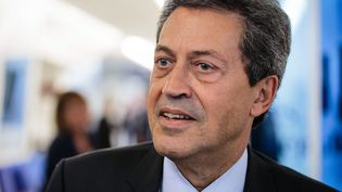 L'ancien député LR et co-rapporteur de la commission d'enquête post-attentats de 2015, George Fenech, à Paris en juillet 2016. (MAXPPP)