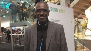 Abdoulaye Sene, président du comité d'organisation du 9e Forum mondial de l'eau, qui se tiendra en 2021 au Sénégal.