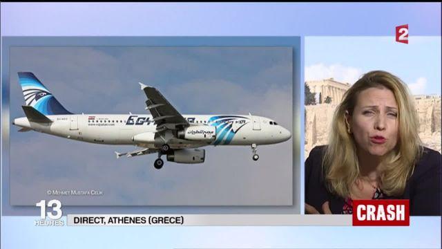 Crash d'un avion Egyptair : où en sont les recherches ?