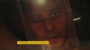 Salah Abdeslam (FRANCEINFO)