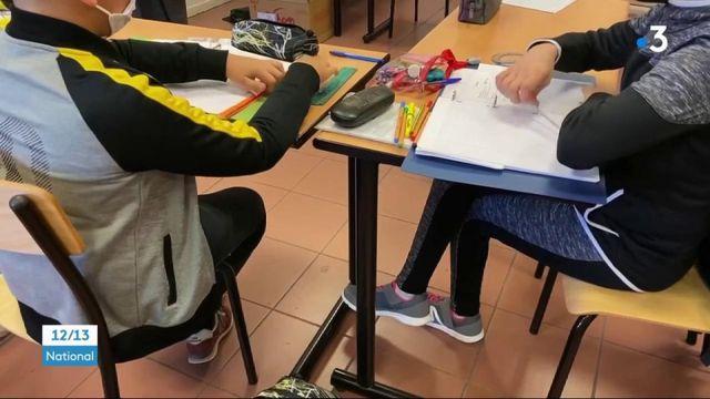 Collèges et lycées : les élèves de retour en classe