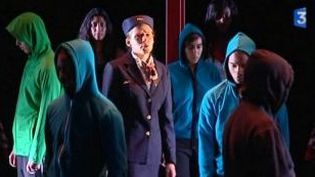 La Comédie de Saint-Etienne fait son 11 septembre  (Culturebox)