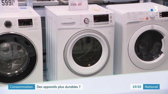 Electroménagers : les appareils auraient une meilleure durabilité