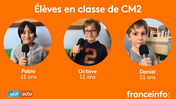 En partenariat avec le magazine d'actualités pour enfants 1jour1actu et 1jour1actu.com (franceinfo junior)