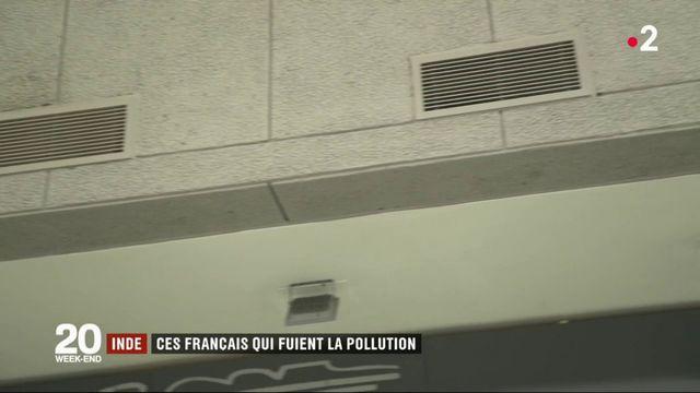 Inde : ces Français qui fuient la pollution
