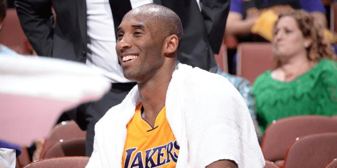 """Kobe Bryant n'est plus qu'à quelques encablures de """"MJ"""" en nombre de points marqués"""