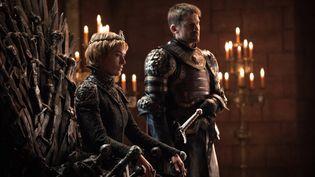 """Cersei Lannister et son frère Jamie, dans la saison 7 de """"Game of Thrones"""". (HELEN SLOAN / HBO)"""