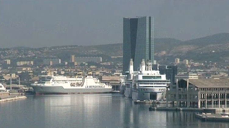 CMA-CGM dispose de 360 bateaux et d'un million de conteneurs.